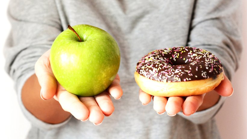 Save calories: Lose weight with the 25-second rule