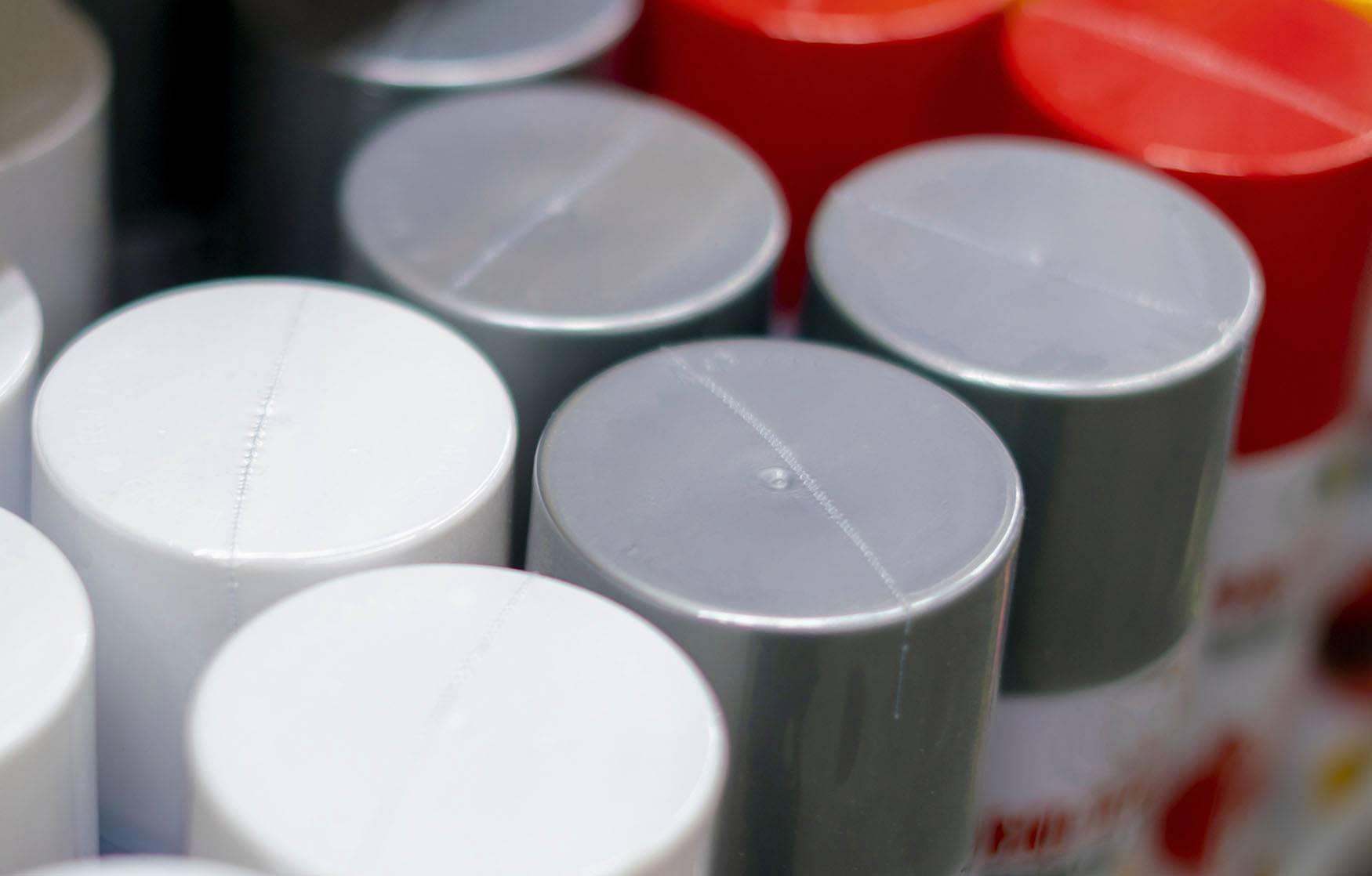 If you have any of this spray paint, stop using it immediately